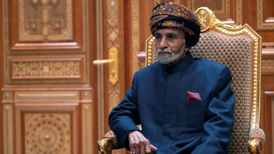 Muere sultán Qabus bin Said, gobernante de Omán a los 79 años | HISPANTV