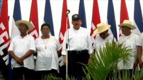 Daniel Ortega cumple 13 años como presidente de Nicaragua