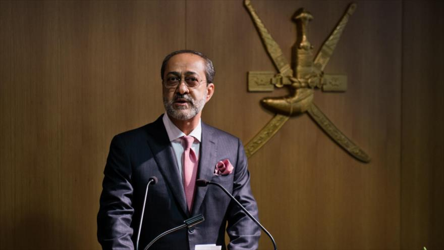 Haitham bin Tarek, ministro de Cultura de Omán y primo del difunto sultán Qabus bin Said.