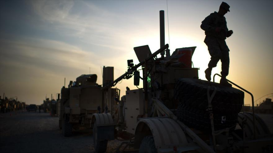 EEUU le está declarando la guerra a Irak al no evacuar sus tropas | HISPANTV