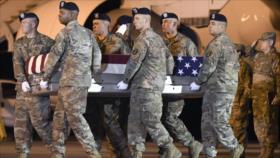 Mueren 2 militares de EEUU en Afganistán en un ataque de Talibán