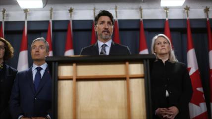 Canadá: Tensión con EEUU contribuyó al derribo de avión en Irán