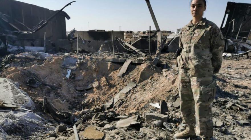 CNN muestra daños infligidos por misiles iraníes en base de EEUU | HISPANTV
