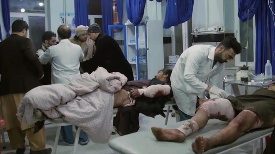 Un bombardeo estadounidense en Shindand, en la provincia afgana de Herat, deja 30 civiles muertos.