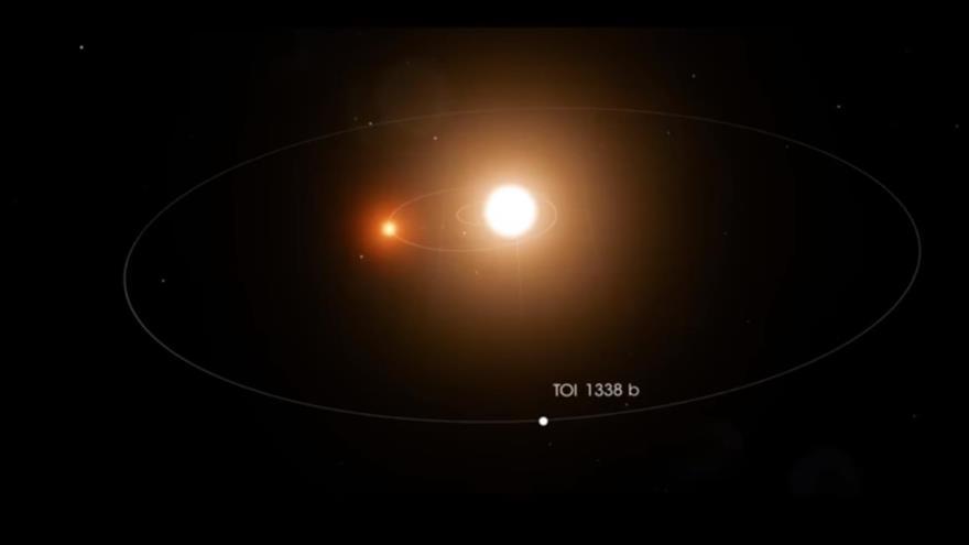 Vídeo: Hallan un exoplaneta que gira alrededor de dos estrellas