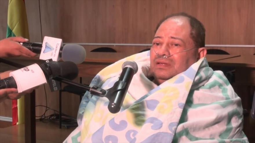 Exministro de Morales denuncia secuestro sin comida ni agua