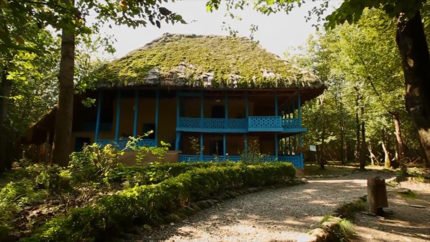 Irán: Museo del Patrimonio Rural de Guilán (I)