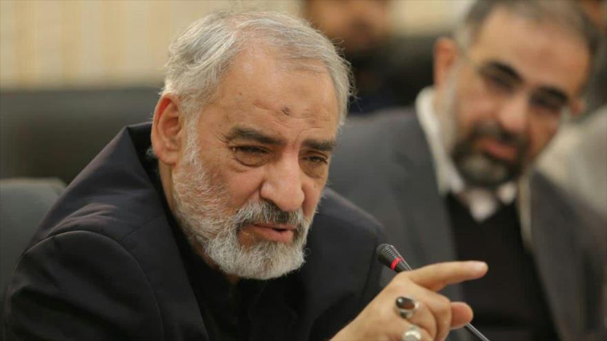 'EEUU es títere del régimen de Israel por ello asesinó a Soleimani'   HISPANTV