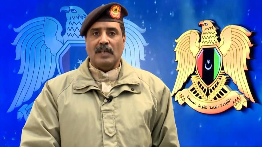 Haftar y el Gobierno libio logran un cese el fuego