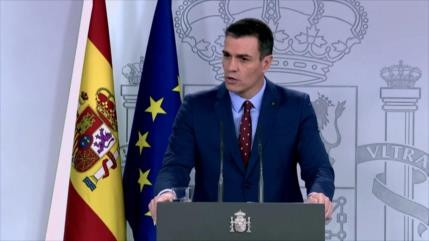 Pedro Sánchez define estructura de Ejecutivo en España