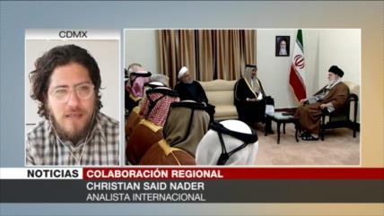 'Cooperación entre Irán y Catar beneficia a ambos países'