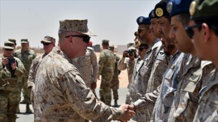 EEUU expulsará a varios militares saudíes tras tiroteo mortal