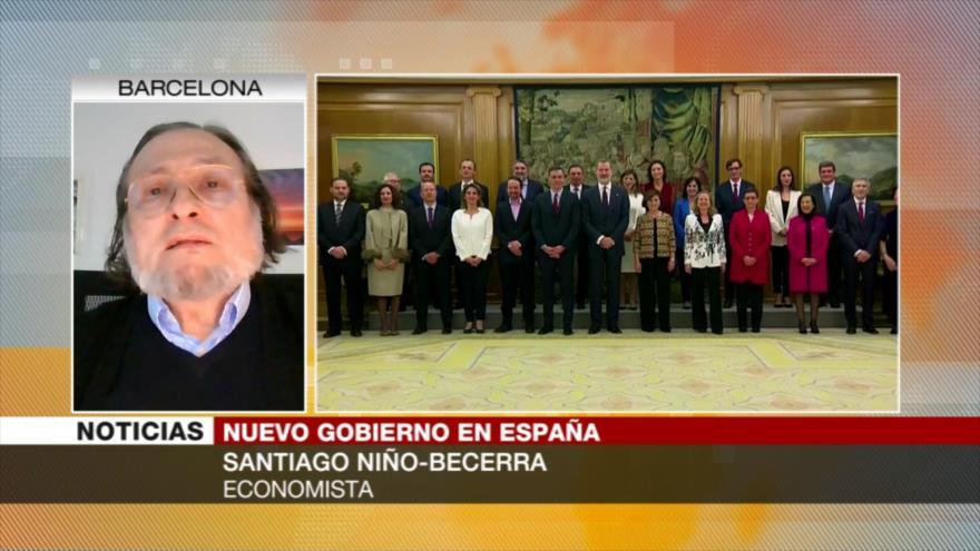 """""""Españoles deben fijarse en el cumplimiento del presupuesto"""""""