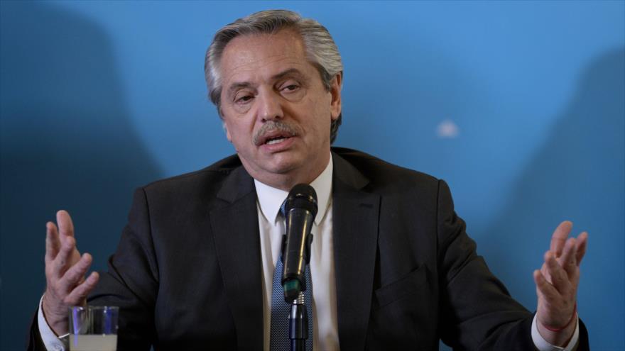 Fernández lanza un plan para erradicar el problema alimentario   HISPANTV