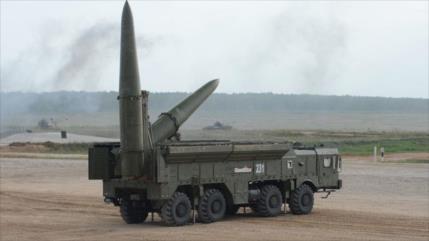 OTAN responderá a misiles rusos Iskander con un nuevo sistema