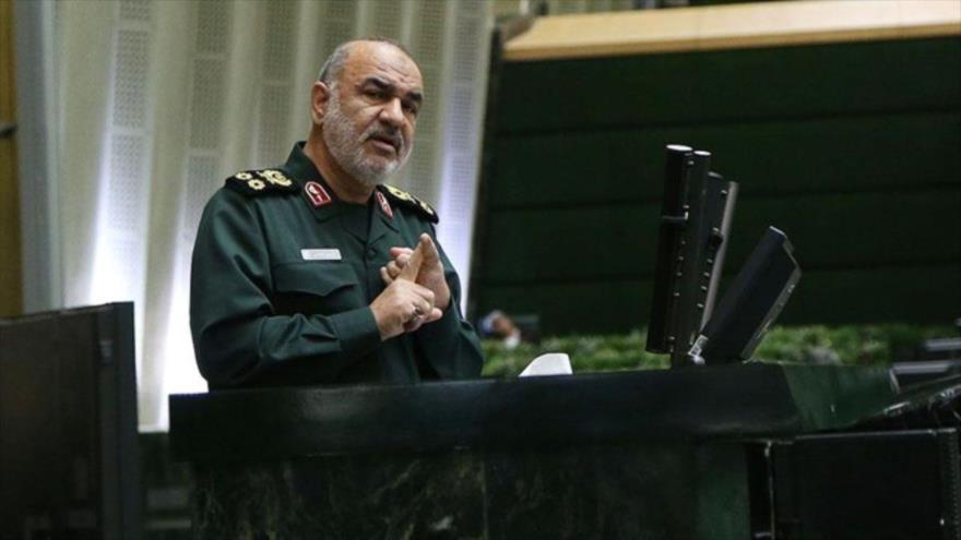 Salami: Somos soldados de la nación y ofrecemos nuestra vida