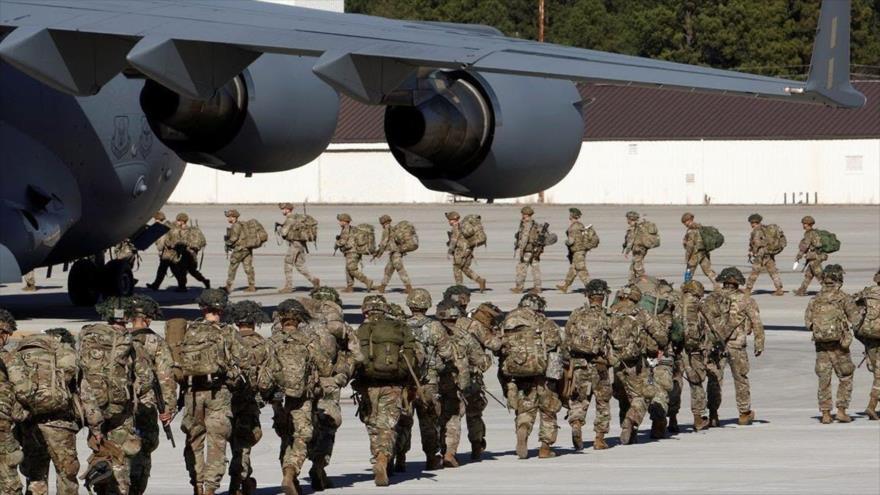 Al-Fath alerta a EEUU de un conflicto militar si no abandona Irak | HISPANTV