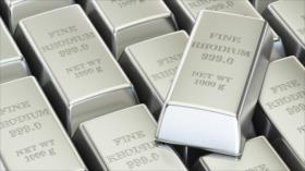 El precio del metal rodio ya es cinco veces mayor que el del oro