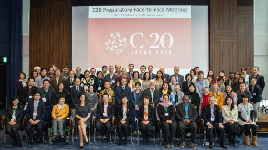 ONG´s boicotean encuentros previos a cumbre de G20 en Arabia Saudí | HISPANTV
