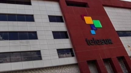 Cadena Telesur denuncia que Guaidó pretende bloquearla