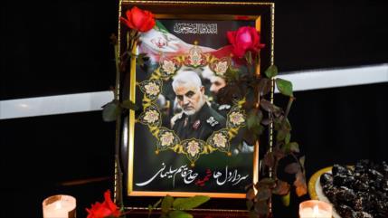 Comandante palestino: Soleimani fue martirizado por Al-Quds