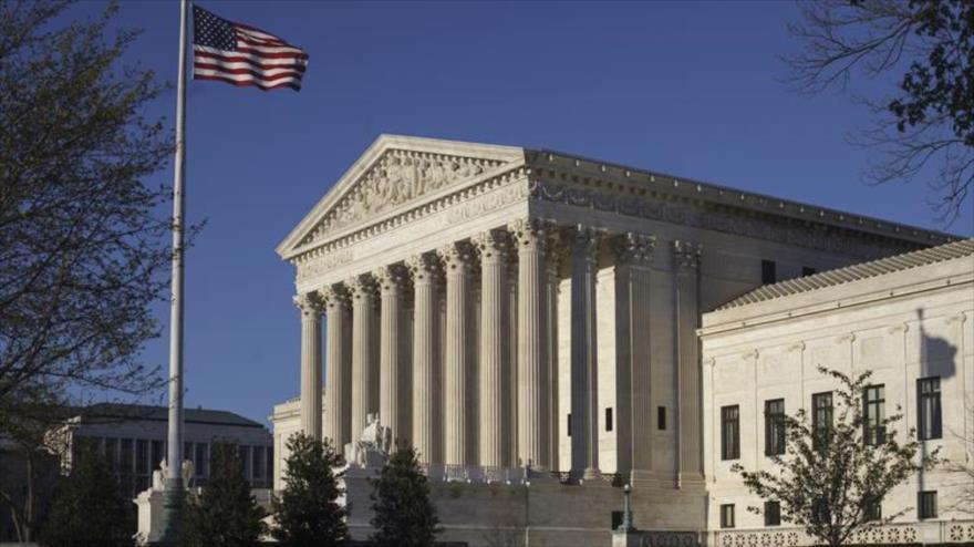 La Corte Suprema de EE.UU. en Washington, 4 de abril de 2017. (Foto: AP)