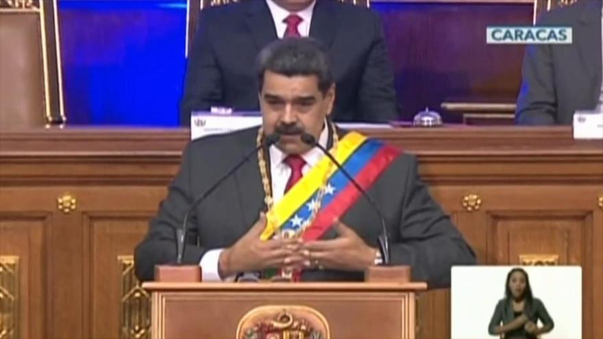 Pacto nuclear. Sanciones contra Venezuela. Alejandro Giammattei