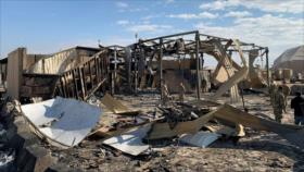 Pentágono eleva a 50 cifra de militares afectados por ataque iraní