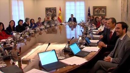El Gobierno de España arranca con una subida de las pensiones
