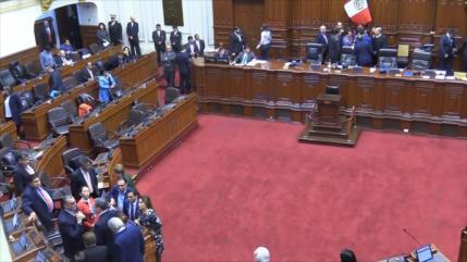 16 congresistas disueltos vuelven a postular al Parlamento peruano