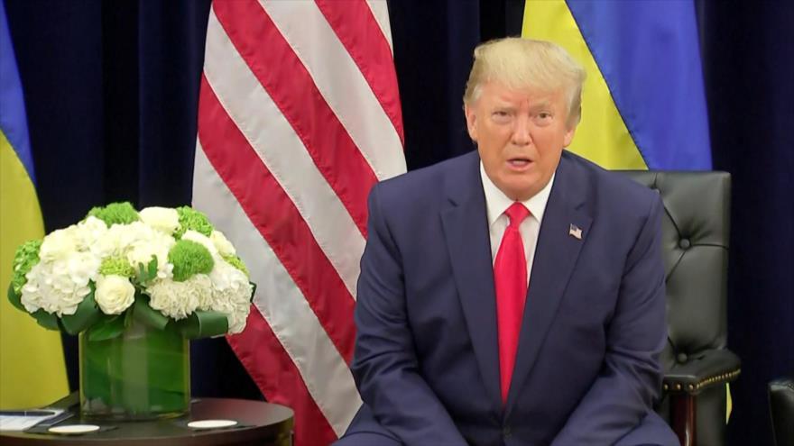 Senado de EEUU comenzará el proceso del impeachment a Trump