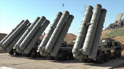 EEUU amenaza a Irak con sanciones si compra misiles rusos S-400