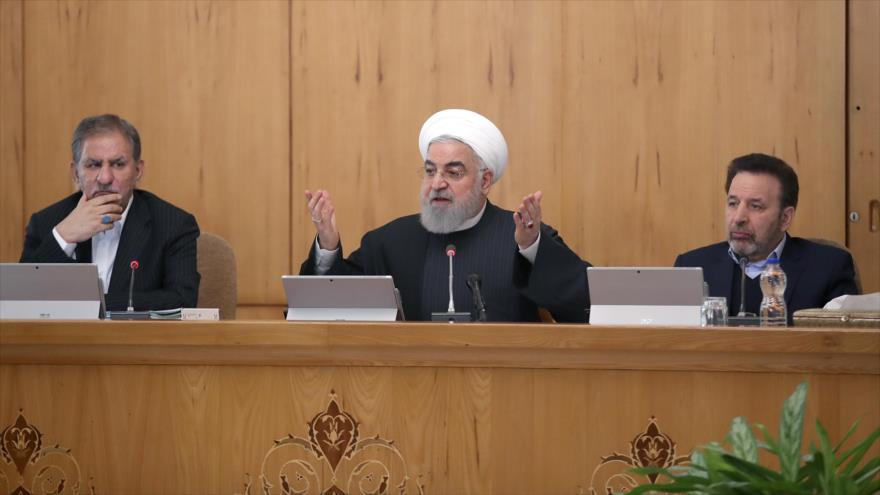 Rohani: Europa debe disculparse con Irán por su miedo a EEUU | HISPANTV