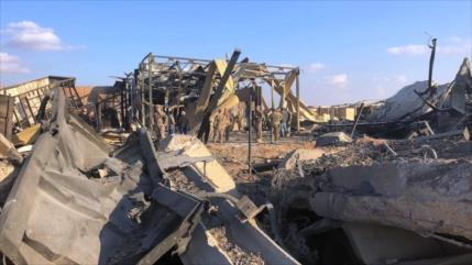 """""""Tropas de EEUU perdieron contacto con sus drones tras ataque iraní"""""""