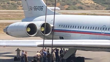 Venezuela despliega tropas rusas en la frontera con Colombia