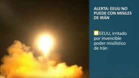 PoliMedios: Alerta, EEUU no puede con misiles de Irán