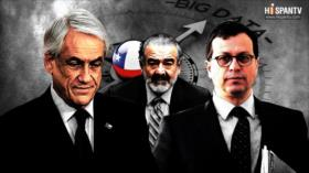 Labor de Inteligencia en Chile: Obscena Alianza Gobierno-Empresarios