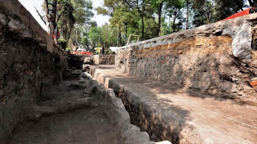 Arqueólogos hallan nuevos vestigios prehispánicos en Azcapotzalco