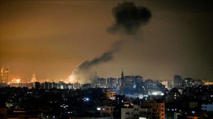 Israel vuelve a bombardear varios puntos en la Franja de Gaza