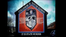 """Evidencian """"colusión"""" de fuerzas británicas en guerra norirlandesa"""