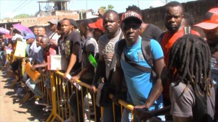 Piden medidas cautelares para migrantes en frontera sur de México