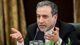"""Irán tilda de """"erróneo"""" el paso de Europa en el acuerdo nuclear"""