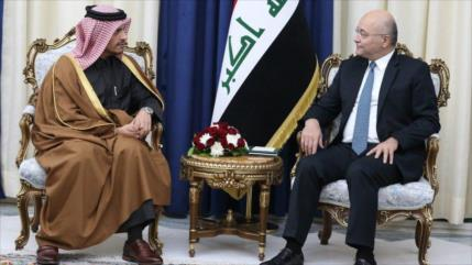 Irak asevera que no será plataforma de agresión contra sus vecinos