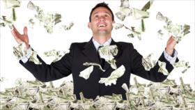 Estudio: Ser rico añade hasta nueve años de vida con buena salud
