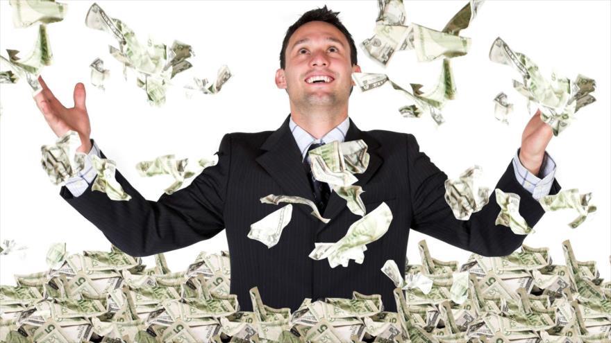 Un estudio revela que las personas más ricas pueden vivir ocho o nueve años más libres de enfermedades que los pobres.