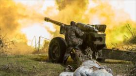 Siria registra primer avance del año retomando 4 ciudades en Idlib