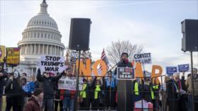 Ilhan Omar insta a demócratas a pensar solo en derrotar a Trump