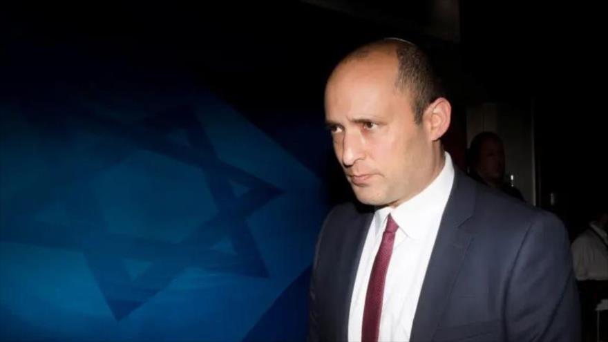 Vídeo: Ministro israelí huye al escuchar sirenas de ataque en Gaza
