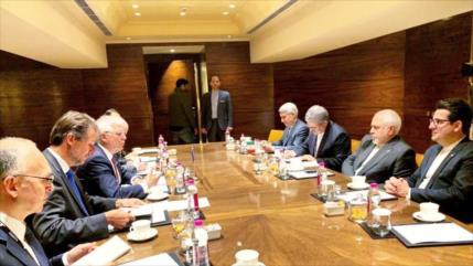 Irán exige a Europa corregir sus errores sobre acuerdo nuclear