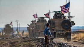 Siria y Rusia instan a EEUU a retirar sus fuerzas de la región